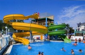 Аквапарк в Дивноморске