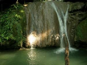 Водопады Туапсе