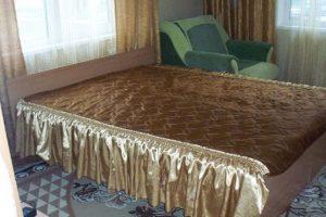 Номер совместной кроватью