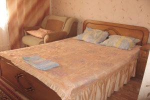 Автобусом к морю из Тулы в Лазаревское частная гостиница КАТЕРИНА номер
