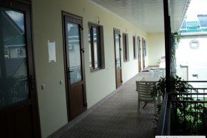 Автобусом к морю из Тулы в Крым Судак мини гостиница КОК-КОЗ балкон