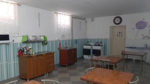 Автобусом к морю из Тулы в Лазаревское гостевой дом У РЕКИ кухня