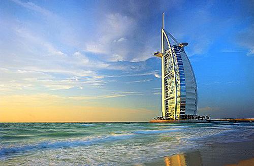 Отдых в Объединённых Арабских Эмиратах