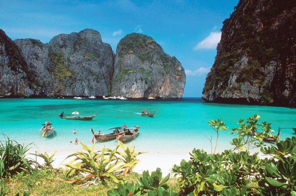 Пляжный отдых из Тулы в Таиланд Южно-Китайское море Экскурсионные туры