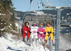 В горы на лыжи из Тулы