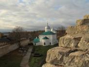Изборск или «Железный град»