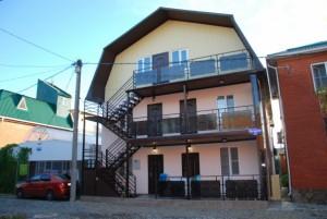 гостевой дом АЗОВОЧКА Голубицкая