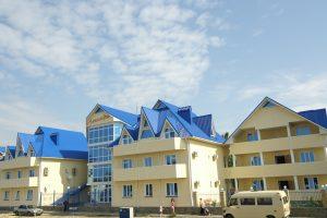 гостиничный комплекс Александрия Витязево