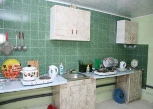 Автобусные туры к морю из Тулы в Крым мини-гостиница МЯТА кухня