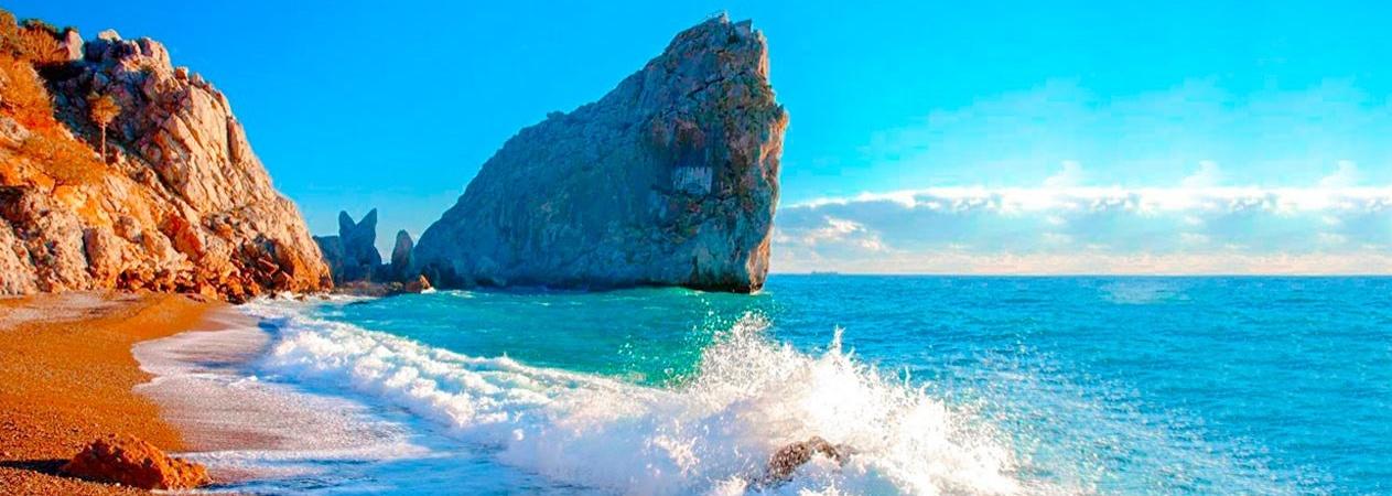 Бархатный сезон на Чёрном море