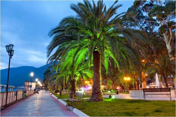 Автобусом к морю из Тулы в Абхазию %%sep%% гостиницы отели гостевые дома Гагры Сухум Пицунда Новый Афон