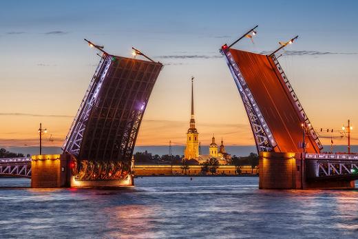 Триумфальный Петербург