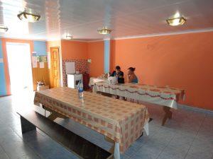 Автобусные туры к морю из Тулы в Геленджик гостевой дом ЯБЛОКО столовая