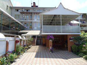 гостиница ЛЮБОВЬ Лазаревское