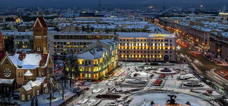 Рождество в Беларуси 2018