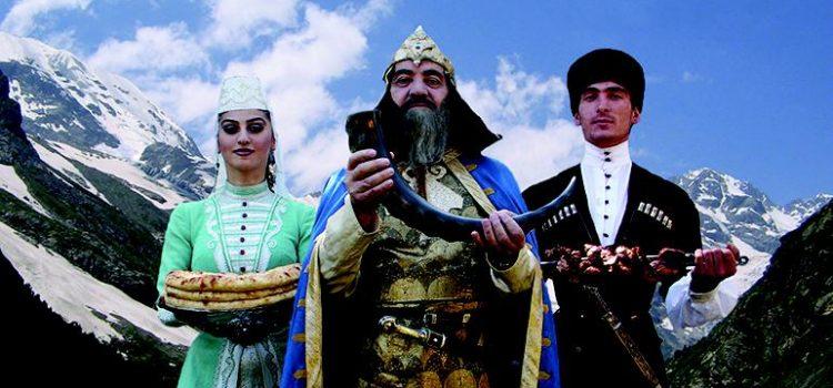 Новогодние выходные с КАВКАЗСКИМ гостеприимством