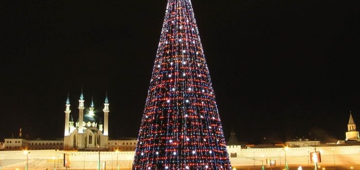 «Новогодняя сказка Казани» тур из Тулы