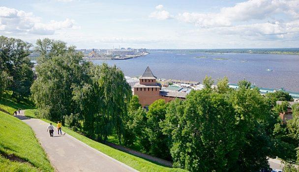 Владимир- Суздаль- Нижний Новгород