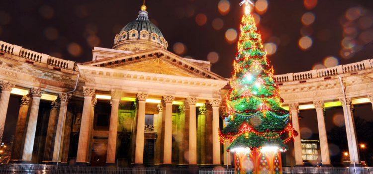 Новогодняя сказка Петербурга