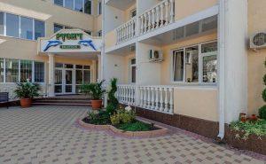 гостиница Русич 2 Джемете