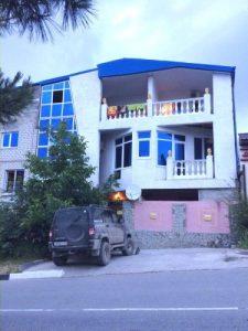 Автобусом к морю из Тулы в Геленджик мини-гостиница НА КИЕВСКОЙ