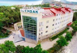 Автобусом к морю из Тулы в Крым Судак туристско-оздоровительный комплекс СУДАК
