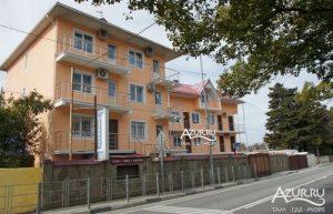 гостевой дом Рублёвка Лазаревское