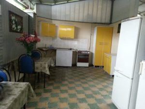 кухня Гостевой дом «Южная ночь» Адлер Автобусом к морю