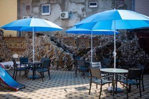 Автобусом к морю из Тулы в Джемете гостевой дом АДЕЛЬФОС место отдыха