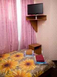 Автобусом к морю из Тулы в Джемете гостевой дом АДЕЛЬФОС номер