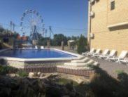 Автобусом к морю из Тулы в Голубицкую гостевой дом ВАЛЕНТИНА бассейн