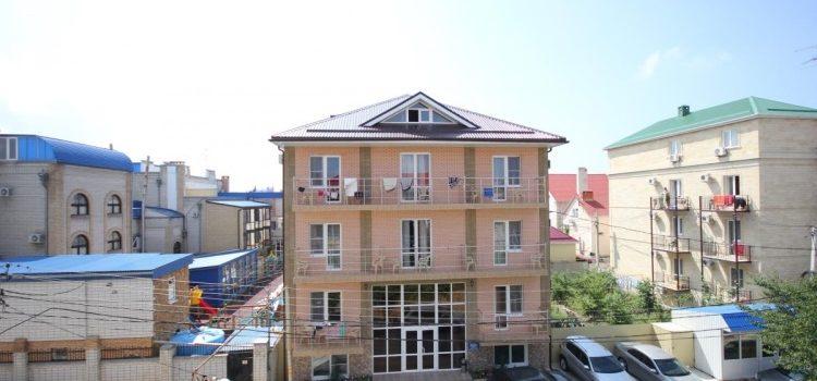 отель РАДУГА