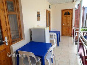 Автобусом к морю из Тулы в Кабардинку гостевой дом ЕЛЕНА место отдыха