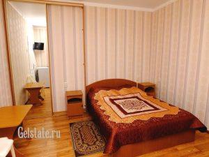 Автобусом к морю из Тулы в Кабардинку гостевой дом ЕЛЕНА номер