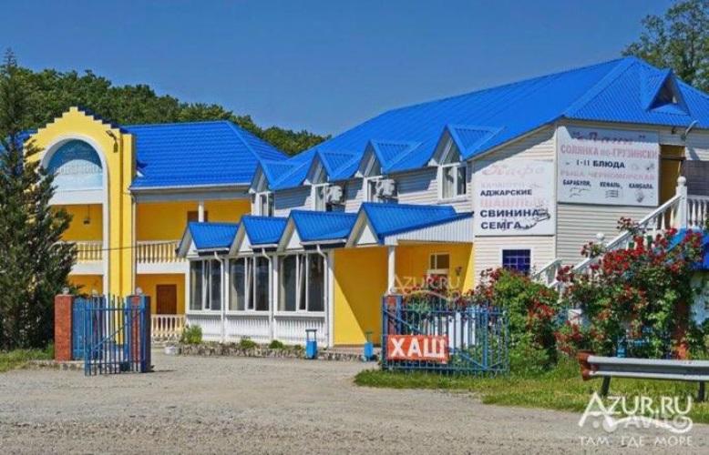Автобусом к морю из Тулы в Новомихайловский мини-отель ВИКТОРИЯ