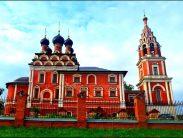 Автобусом из Тулы в Москву Белая дача Котельники Николо-Угрешский монастырь Беседы