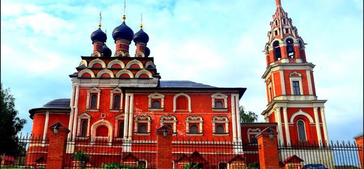 «Белая дача Котельники Николо-Угрешский монастырь Беседы» (17.10)